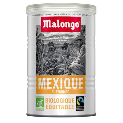 MEXICO El Triunfo - Commerce Equitable & Bio /  Fair Trade & Organic 250gr