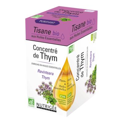 Tisane Concentré de Thym BIO