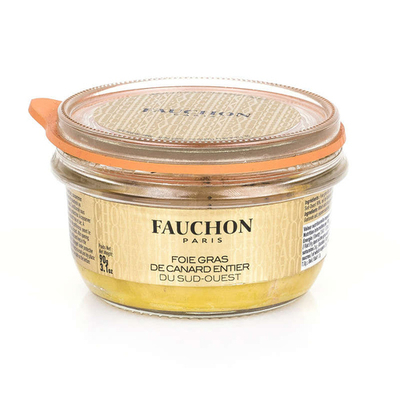 Whole Duck Foie Gras from Sud-Ouest