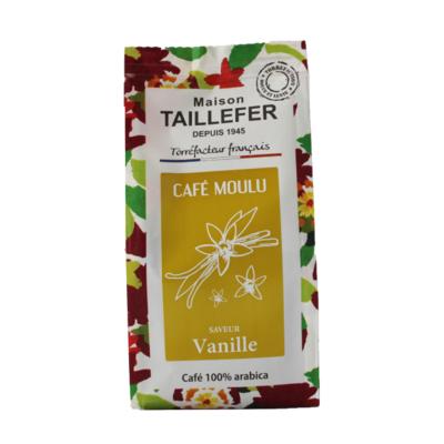 Vanilla flavoured coffee 125g