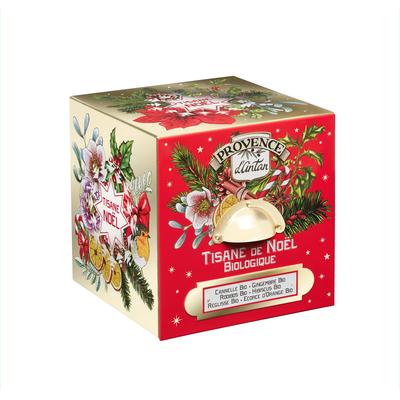 PROVENCE D'ANTAN CHRISTMAS ORGANIC HERBAL TEA
