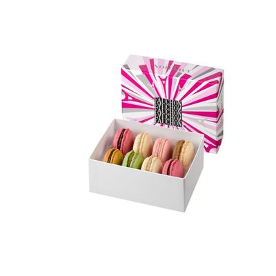 Paris 8 macarons box