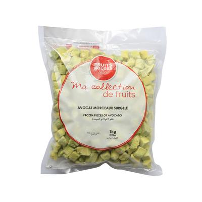 Frozen Avocado, 1kg bag
