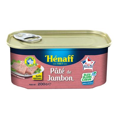 Ham Pâté 200g | Jean Hénaff