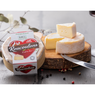 Roucoulons 125g (conventional or organic milk)