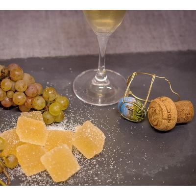 pate de fruits au champagne