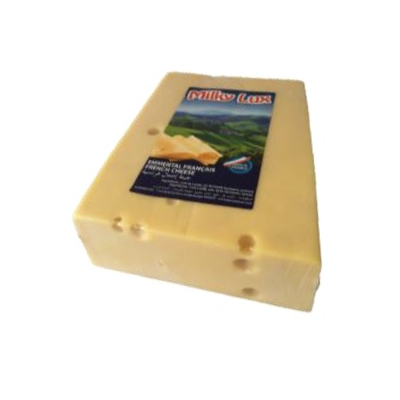 FRENCH EMMENTAL BLOCK MILKY LUX