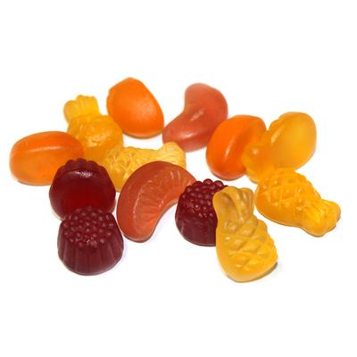 Organic and Plant based gummy range proposition