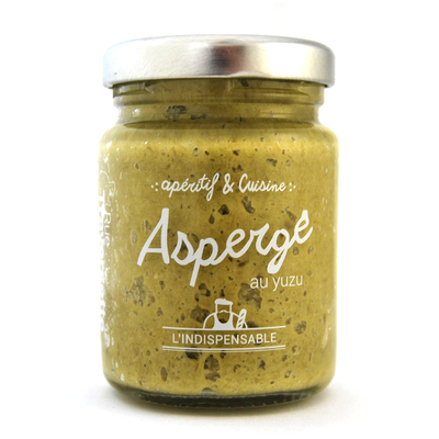 Asparagus - with Yuzu