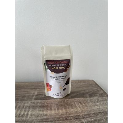 Chocolate coated cashews - 40g