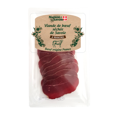 AIR-DRIED BEEF FROM SAVOIE 80G