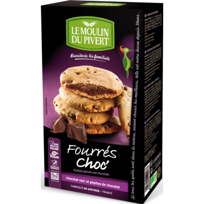 """""""Fourrés"""" Range (Filled Cookies)"""