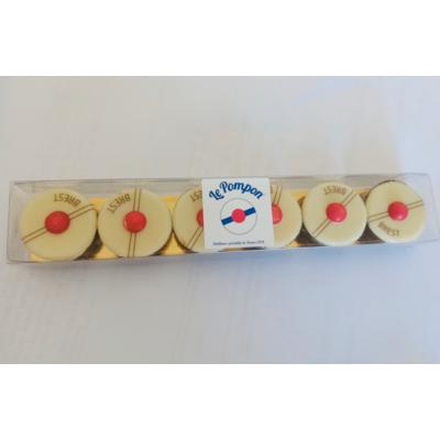 Box of 6 Pompons
