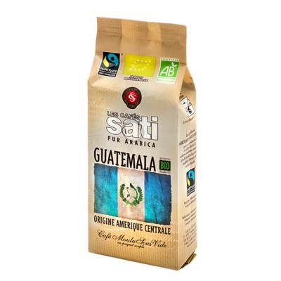Café Sati Guatemala Sierra Madre organic fairtrade coffee ground 250g