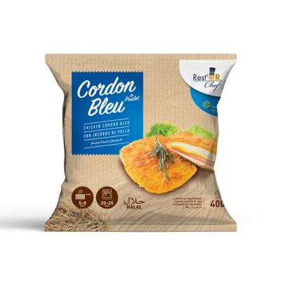 Chicken cordon bleu 400g