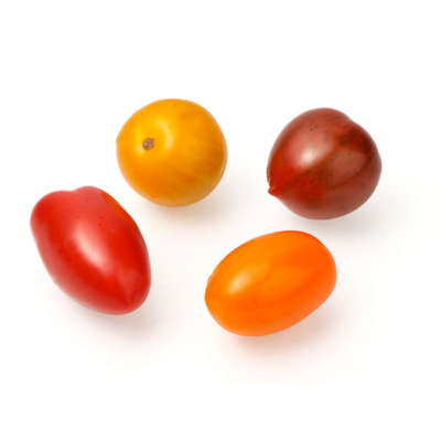 Red pigeon tomatoes