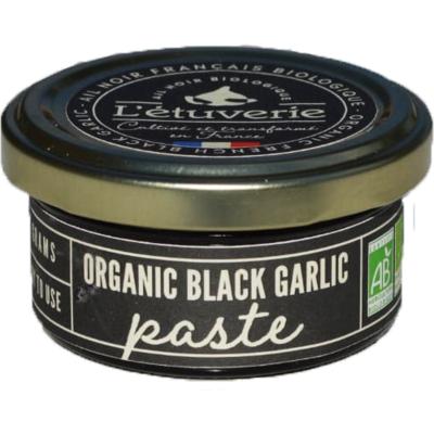 Organic black garlic - pealed