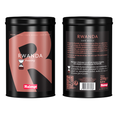 RWANDA - Special Brewing  - 250gr