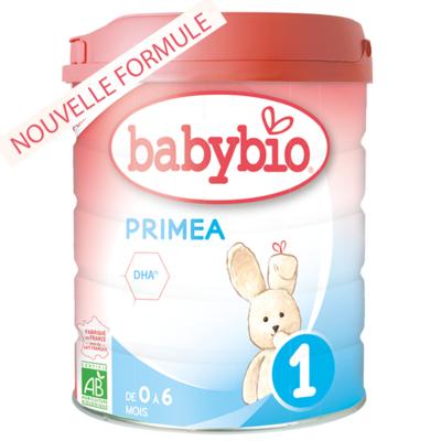 Primea 1 infant formula