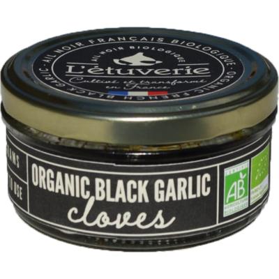 Organic black garlic - peeled