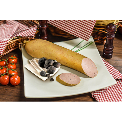 LIVER SAUSAGE WITH TRUFFLE