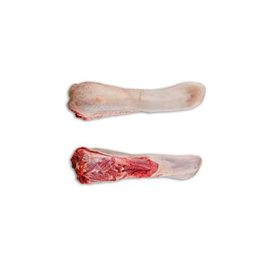 Frozen beef tongues