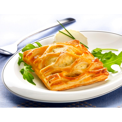 GOAT'S CHEESE AND HONEY PUFF PASTRY (TY FEUILLETE) 70G