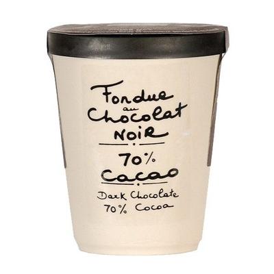 Chocolate Fondue Dark 70% Cocoa