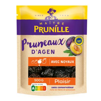 PRUNEAUX D'AGEN AVEC NOYAUX 500G