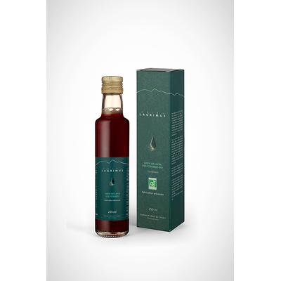 Organic fir tree syrup