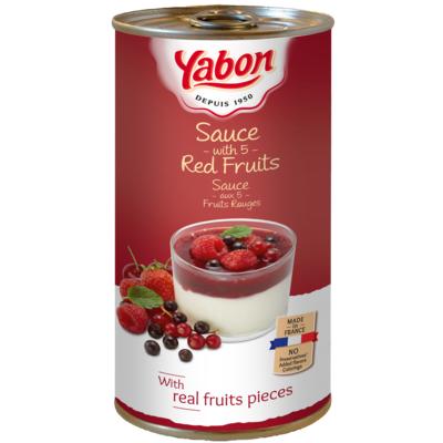 Yabon Food service range_Sauce
