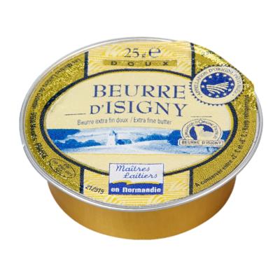 BEURRE DOUX AOP - COUPELLE 25g