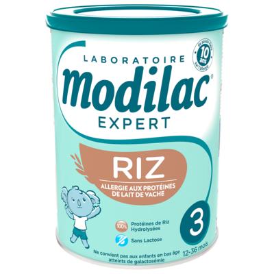Modilac Rice 3 infant formula (12/36months)