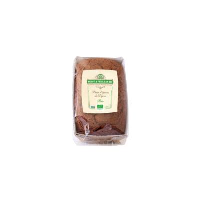 Organic Gingerbread