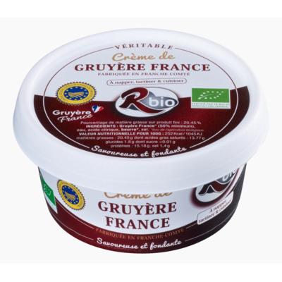 Gruyère France Cream Bio 150 gr