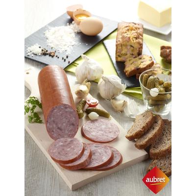 Garlic sausage (Paris sausage)