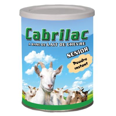 CABRILAC SENIOR GOAT MILK BASED INSTANT POWDER 400 G TINS