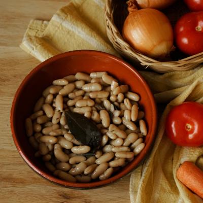 Beans ingots with fresh aromatic herbs - Organic & Vegan - 400g