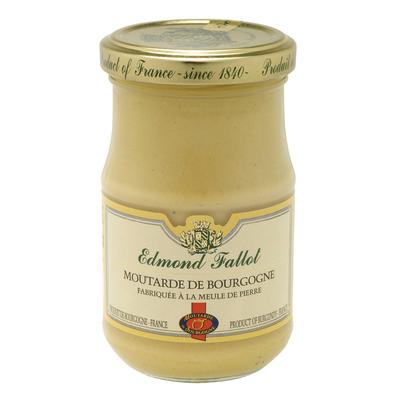 Burgundy Mustard 210G