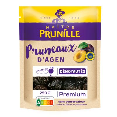 PRUNEAUX D'AGEN DÉNOYAUTÉS PREMIUM 250G