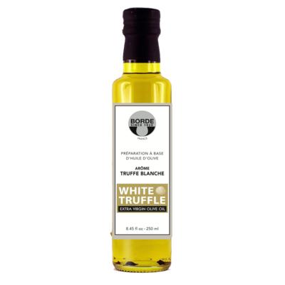 Flavoured extra virgin olive oils