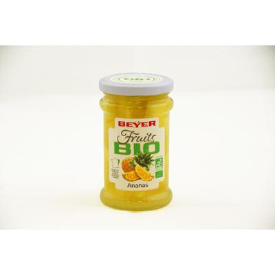 ORGANIC preserved fruits 250 ml - 125 g