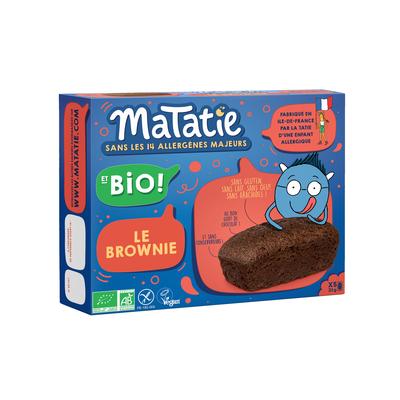 Choco Brownie Allergen Free
