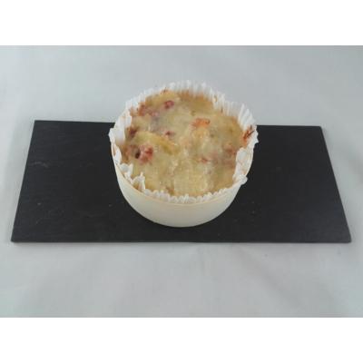 Tartiflette potatoes and reblochon