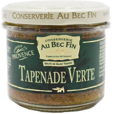 Green olive spread 90g/Tapenade verte 90g