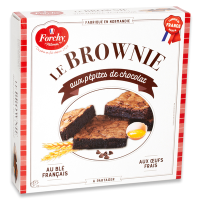 The chocolate chip brownie 285g