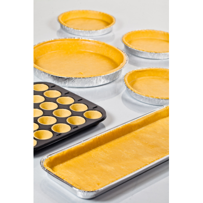 Shortcrust pastry products