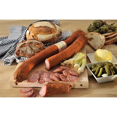 Smoked dry salami – Fuseau lorrain