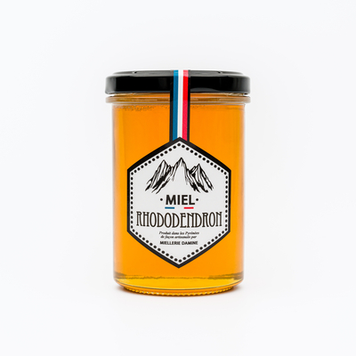 Rhododendron Honey from Pyrénées - 250gr