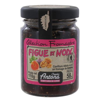 Extra jam from Corsica Fig and Walnut